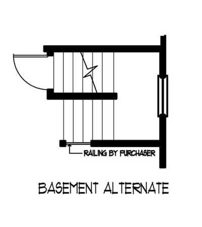 BASEMENT ALTERNATE